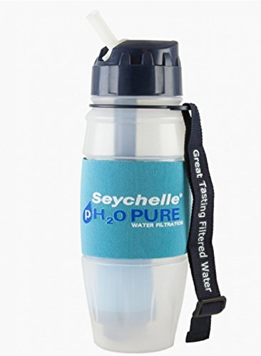 Seychelle pH2O PUREWATER 28oz Flip Top Bottle - (Zero Water 28 Oz Tumbler compare prices)