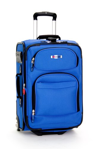 Delsey Helium Fusion Carry-On Expandable Suiter Trolley