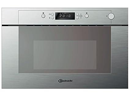 Bauknecht EMWP 9238 PT Micro-ondes 22 L Argent