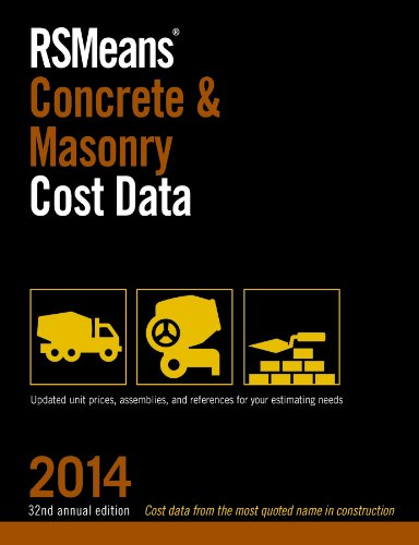 RSMeans Concrete & Masonry Cost Data 2014 - RS Means - RS-Concrete - ISBN: 194023803X - ISBN-13: 9781940238036