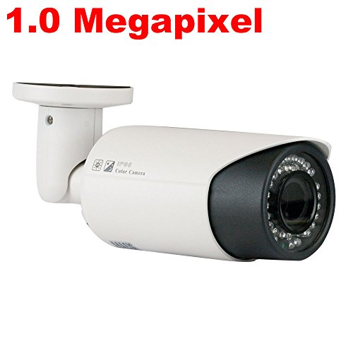 Gw Security Professional 1/3-Inch Sony Exview Had Ccd Ii 700Tvl, 6Mm Lens, 36Pcs Ir Led Waterproof Outdoor Cctv Surveillance Video Security Camera