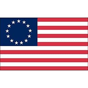 Amazon.com - Betsy Ross Bandera de nylon, 3 por 5 pies -