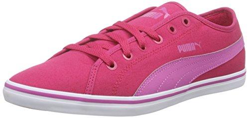 Puma Elsu v2 CV, Unisex-Erwachsene Sneakers, Pink (rose red-phlox pink 05), 42 EU (8 Erwachsene UK) thumbnail