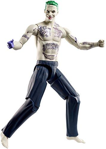 Mattel DC Comics Multiverse Suicide Squad Figure, Joker, 12
