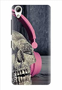 Noise Skull Candy Printed Cover for HTC Desire 526G