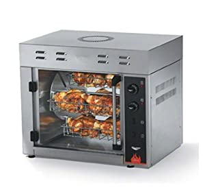 Countertop Ice Maker Canada : ... (40704) 8-Bird Electric Countertop Rotisserie Oven: Kitchen & Dining