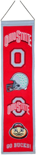 NCAA Ohio State Buckeyes Heritage Banner (Osu Buckeyes National Champions compare prices)