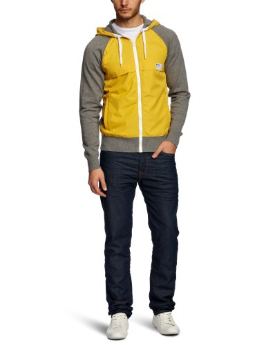 Bench Bridgend Men's Jumper Yellow XX-Large