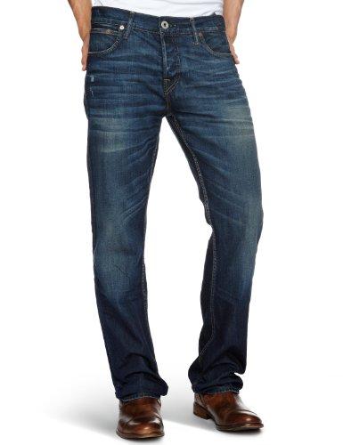 Firetrap Rom-G2 Straight Men's Jeans Alpine W30 INXL32 IN
