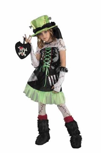 Costumes For All Occasions DG2801J Monster Bride 14-16