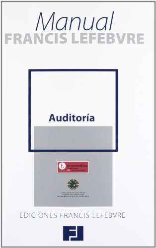 Manual de Auditoría (Manual Francis Lefebvre)