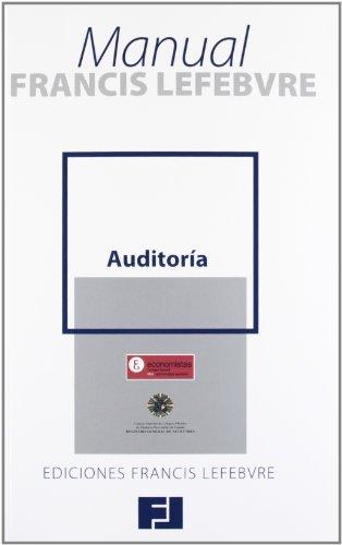 Manual de Auditoría (Manual Francis Lefebvre)