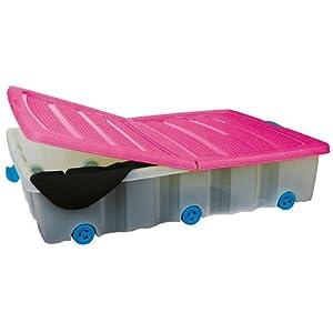 contenitori plastica sottoletto pompa depressione. Black Bedroom Furniture Sets. Home Design Ideas