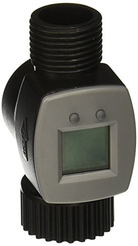 Orbit 56854 Hose End Water Flow Meter (Faucet Water Meter compare prices)