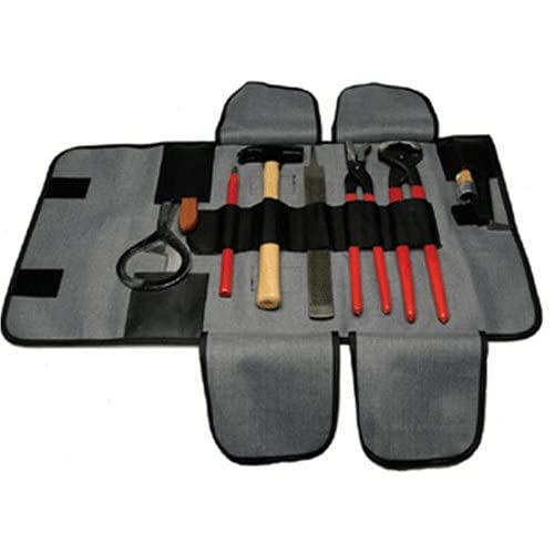 Tool Kit w/ Carrying Case : Horse Hoof Care : Sports & Outdoors
