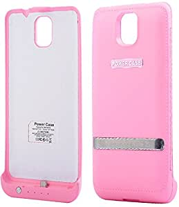 Baidatong 035 Power Case for note 3 n9000 battey case for Galaxy note3 (pink ABS+PC)