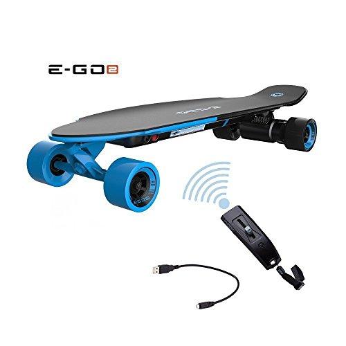 yuneec-Ego-2-E-pour-longboard-Royal-Wave-avec-accessoires-lectriques
