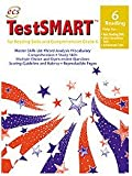 TestSMART for Reading Skills and Comprehension-Grade 6: Help for Basic Reading Skills, State Competency Tests, Achievement Tests