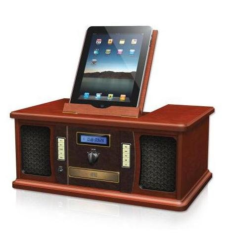 Innovative Technology 850i Vintage iPad iPod Dock