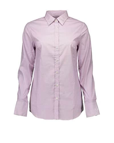 Fred Perry Camisa Mujer Lila