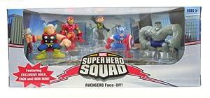Marvel Super Hero Squad Toys