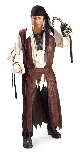 Rubie's Costume Pirates Of The Seven Seas Caribbean Pirate Costume