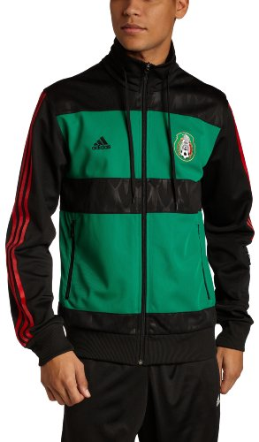 Mexico Soccer Track Top