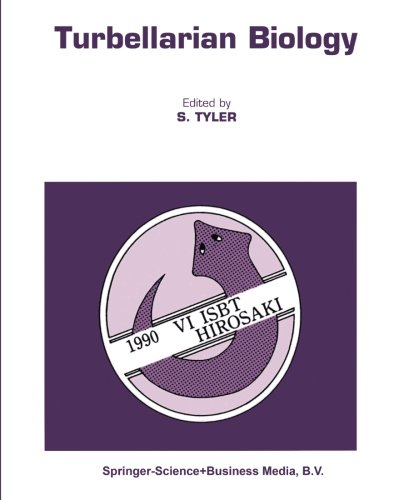 Turbellarian Biology: Proceedings Of The Sixth International Symposium On The Biology Of The Turbellaria, Held At Hirosaki, Japan, 7-12 August 1990 (Developments In Hydrobiology)