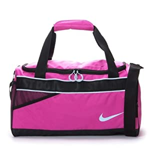 Buy Brand New Nike Female 30 Liters Travel Bag Pink BA4732-641 My GN by Nike