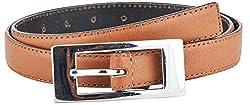 Midas Women's Belt (H602_38 , Brown)