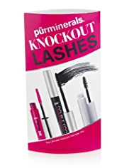 Pür Minerals® Knockout Lashes worth £35.12