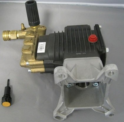 Annovi Reverberi 3500 Psi to 3600 Psi Pressure Washer Pump Annovi Reverberi RSV3.5G36HDEZ with F-40 Mounting Connection to 1