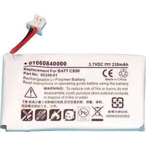 Plantronics Cs351N Cordless Phone Battery Replacement Battery For Plantronics Wireless Headset