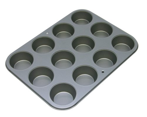 OvenStuff Non-Stick 12 Cup Muffin Pan