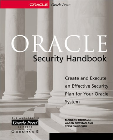 Oracle Security Handbook