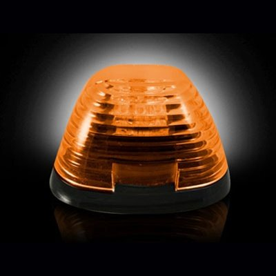 Ford 99-14 Superduty (5-Piece Set) Amber Lens With Amber Led'S - Complete Kit With Wiring & Hardware
