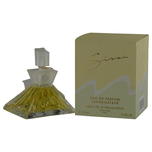 marc de la morandiere sissi by marc de la morandiere eau de parfum spray 3 4 oz for women. Black Bedroom Furniture Sets. Home Design Ideas