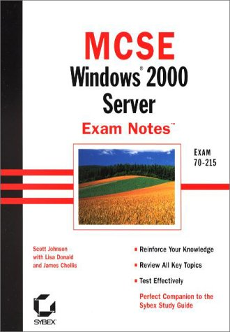 MCSE: Windows 2000 Server Exam Notes