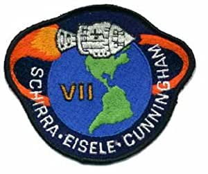 Amazon.com: Apollo 7 Mission Patch