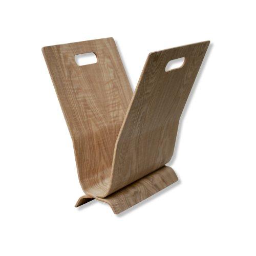 Point-Virgule PV-LIV-1163 Zeitschriftensammler, Holz