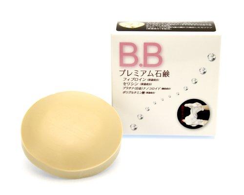 BBプレミアム石鹸 70g BB洗顔石けん BBの恵み BBクリーム