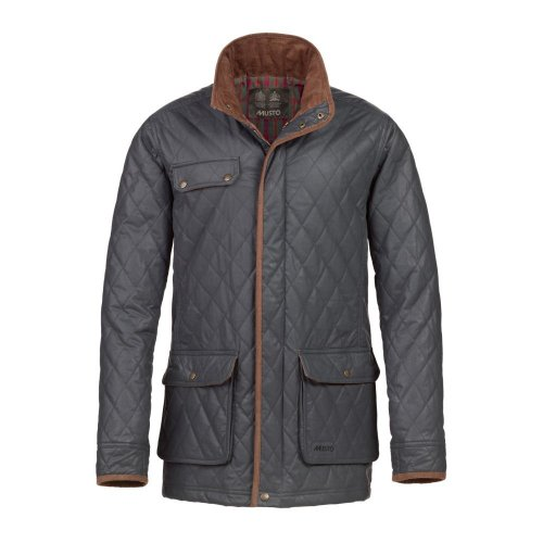 Musto Men's Cotswold Quilted Jacket - Black CS1600 - M