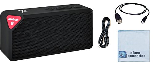 Bluetooth Mini Speaker. For Nokia Lumia 920, Nokia Lumia 820, Nokia 808 Pureview, Nokia Lumia 900, Nokia Lumia 810, Nokia Lumia 822, Nokia Lumia 521 / 520 &More Digital Devices. Digital Usb And Stereo Cable Included. Built-In Microphone.