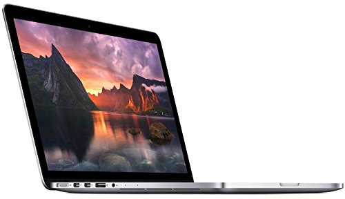 Apple MacBook Pro ME864LL/A 13.3-Inch Laptop with Retina Reveal (OLD VERSION) (Certified Refurbished)