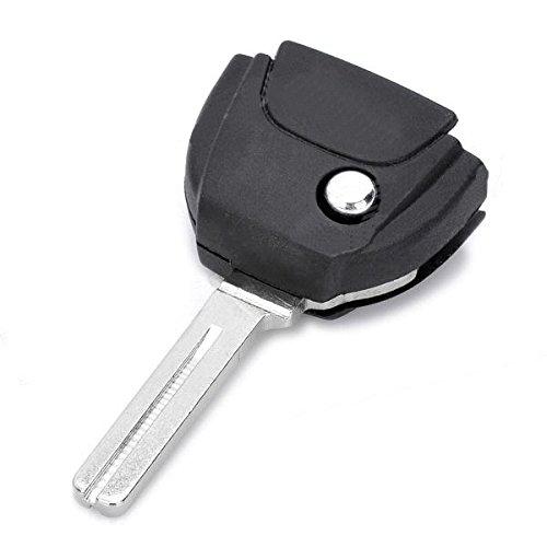 Volvo Flip Key Remote Head Switchblade Uncut Blade C70 S40 S80 V50 V70 Xc70 Xc90 C30 S60 (No Transponder)