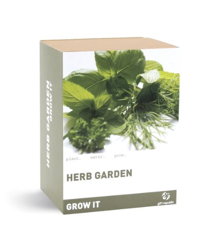 Gift Republic: Grow It. Grow Your Own Herb Garden