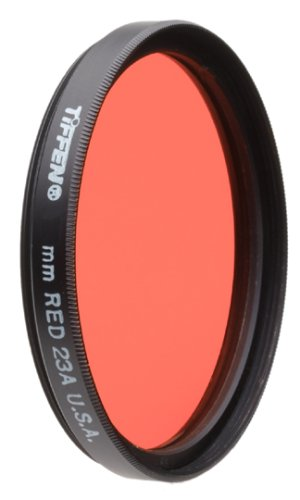 Tiffen Red 23A Filtre 77 mm