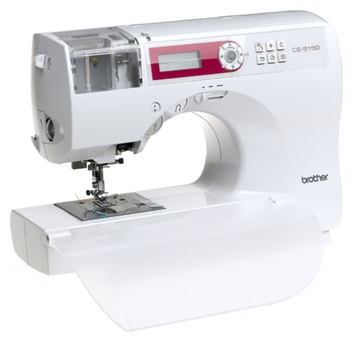 Brother CS-8150 150 Stitch Function Computerized Free-Arm Sewing Machine