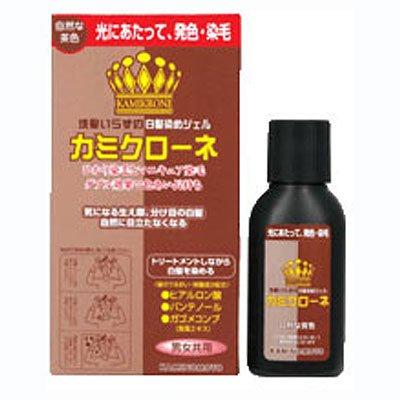 加美乃素 カミクローネ(NB)自然な茶色 80ml