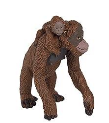 Safari Ws Wildlife Orangutan With Baby